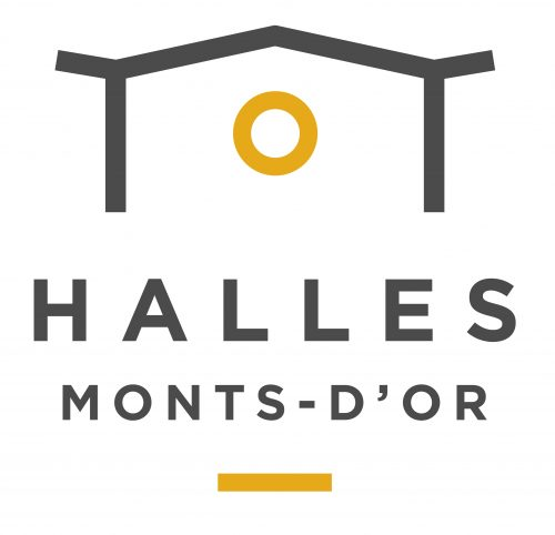 Logo Halles Monts d'Or